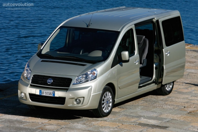 option forfiat scudo auto