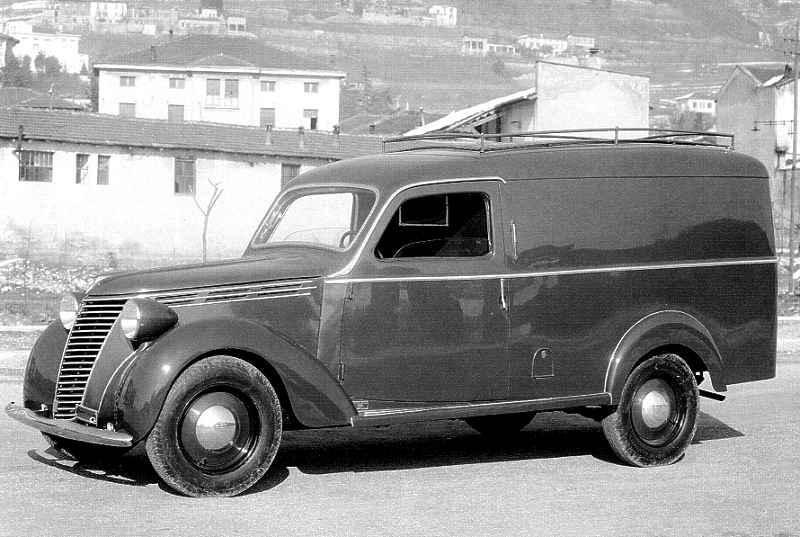 1937 Austin Seven Ruby Saloon