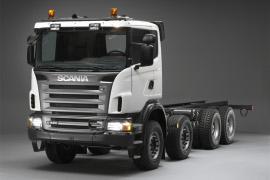 Scania trucks in Canada?